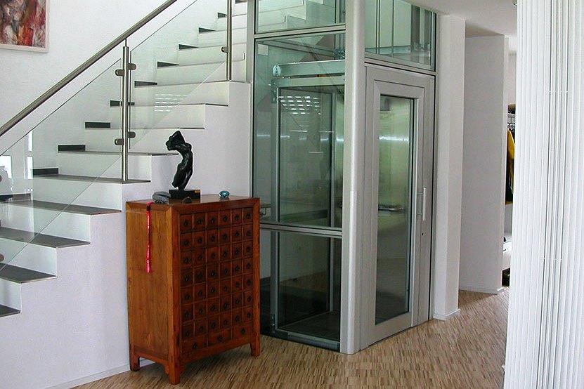 Лифт в своем доме своими руками